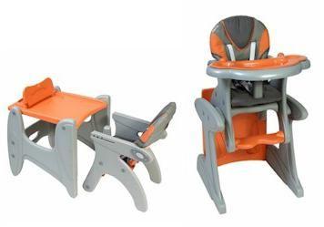 dječja prilagodljiva transformatorska stolica za stolice