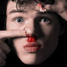 kako izazvati krv iz nosa