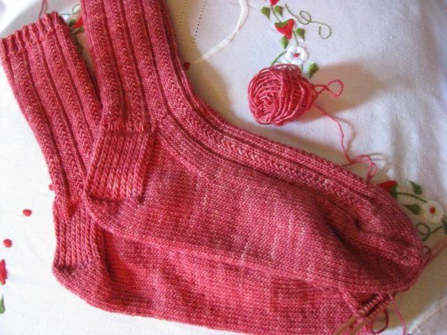 vunena čarapa