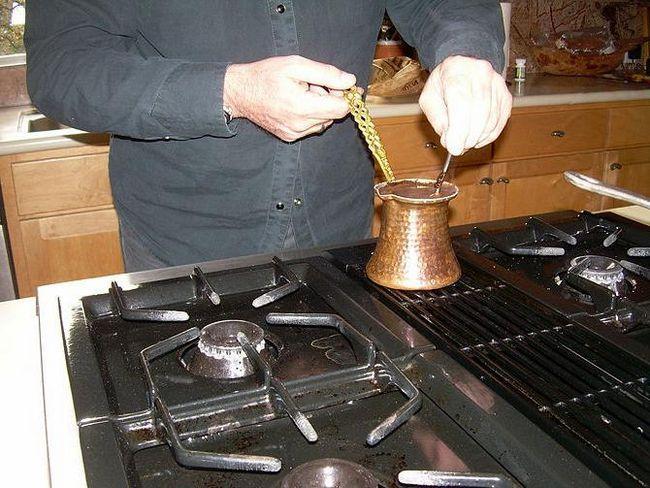 kako skuhati kavu u puretini