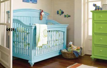 namještaj za novorođenče