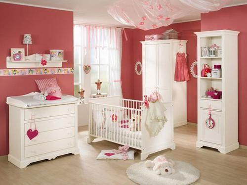 namještaj za sobu novorođenčeta
