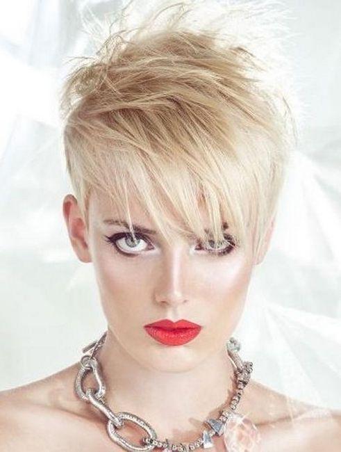 model frizure