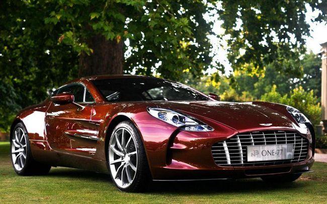 Koji je najbrži automobil na svijetu: fotografija