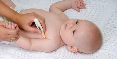 koja bi temperatura trebala imati novorođeno dijete?