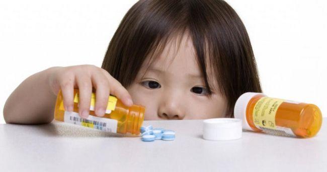Dijete i lijekovi
