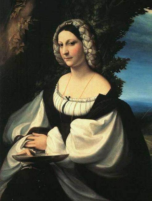 vrste portreti u likovnoj umjetnosti