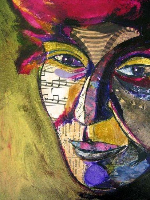 portretni oblik umjetnosti