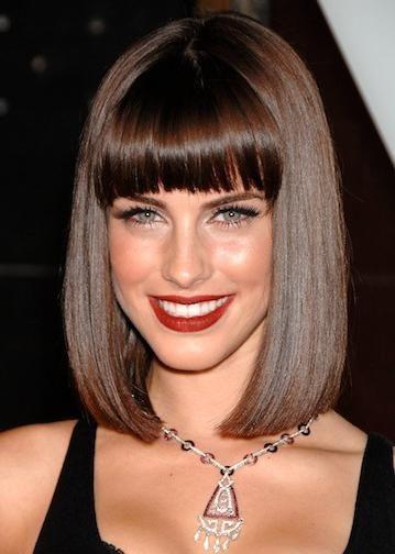 Vrste frizura za dugu kosu. kvadrat