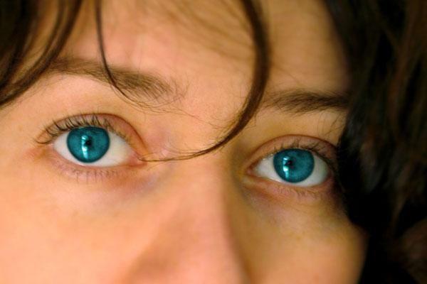 važnost boja očiju