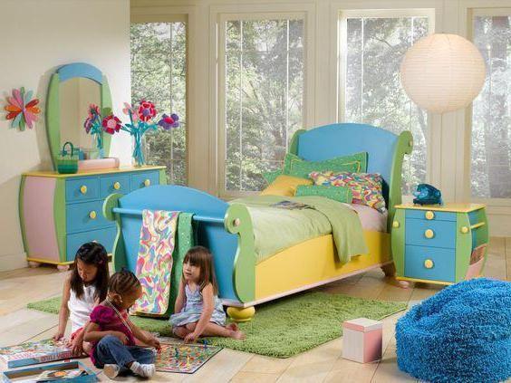 namještaj za dječju sobu s vlastitim rukama