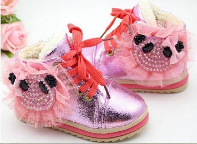 zimske cipele za djevojke