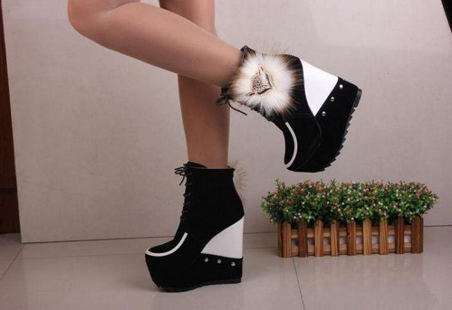 zimske cipele za teen djevojke