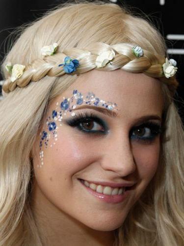make-up za fotografiju posljednjeg poziva
