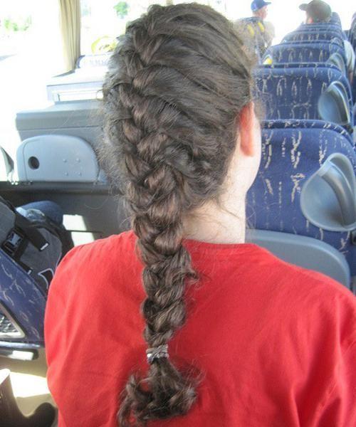 lijepe frizure za školu