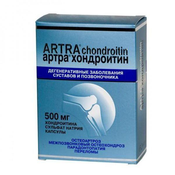 arthra kondroitin