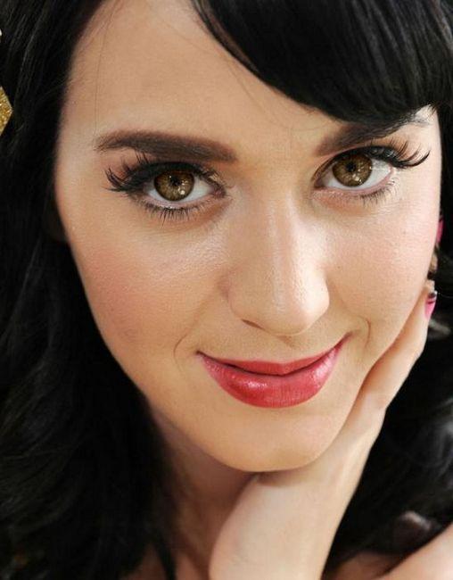 lagani make-up za smeđe oči