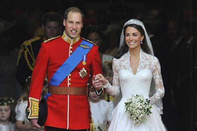 vjenčanje princa Williama i Kate Middleton