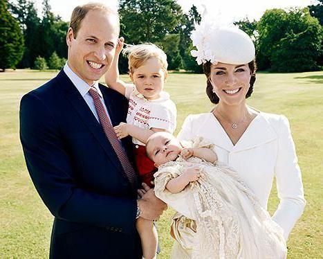 sin kneza Williama i Kate Middleton