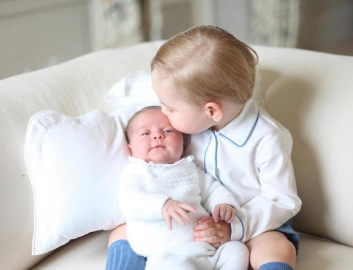 kate middleton i princ William beba