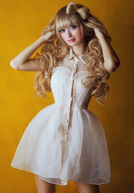 Anzhelikova Kenova - model
