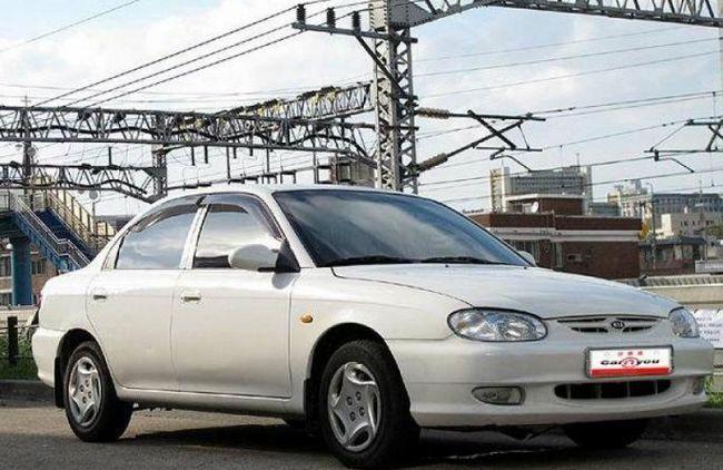 Kia Sephia - pregled automobila