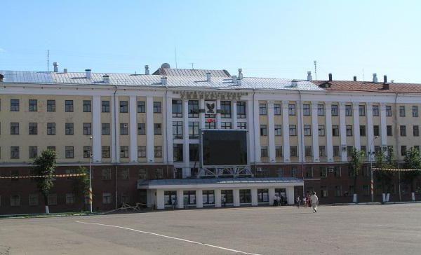 sveučilišta Kirov s proračunskim mjestima