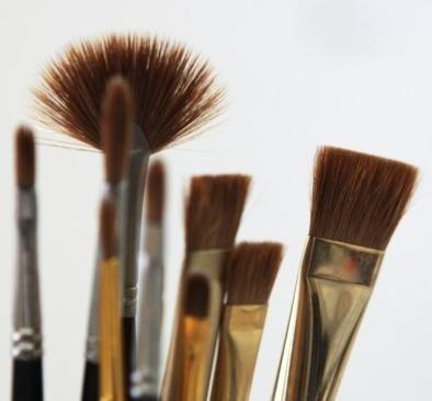 što su četke potrebne za šminku