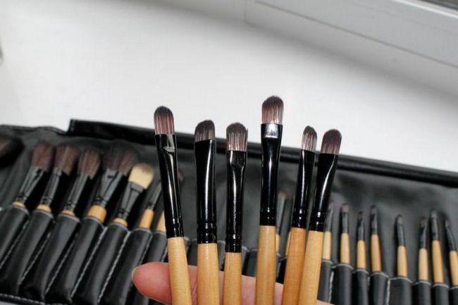 šminke za šminkanje Samo