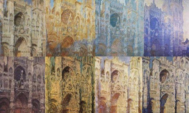 Клод Моне `Руанский собор` - венец импрессионизма