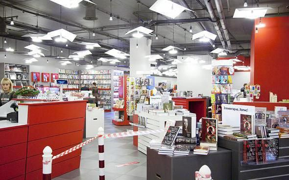 adrese knjižara u Moskvi