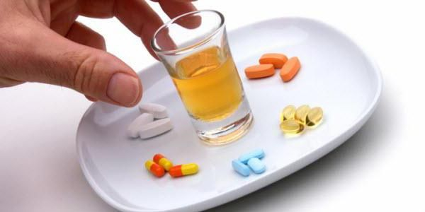 Antibiotici i alkoholi kada to možete