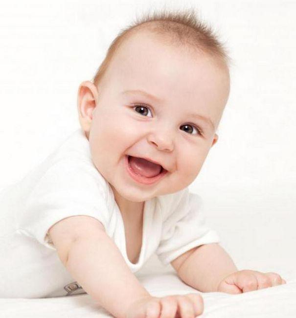 koliko se dijete smije u glasu