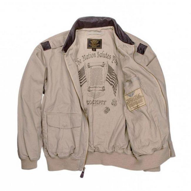 куртка кокпит