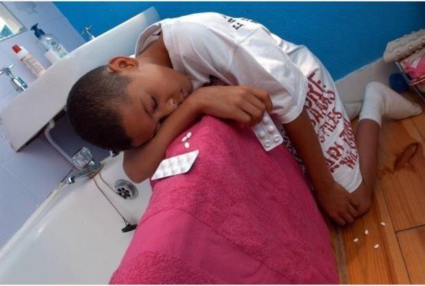 pomoć u hitnim slučajevima u slučaju kolapsa u djece