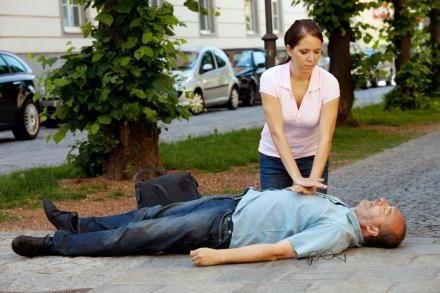 prvu pomoć u slučaju kolapsa