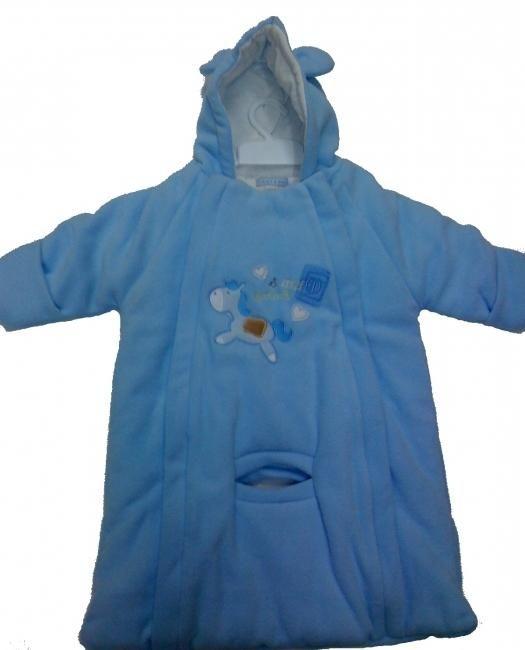 odijela za novorođenčad zimi