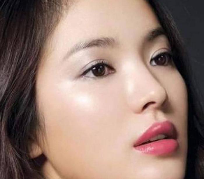Korejski šminka