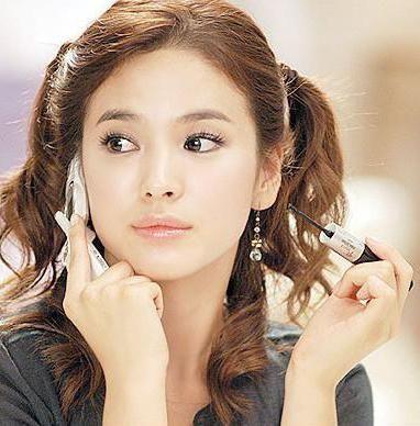 Korejska šminka fotografija
