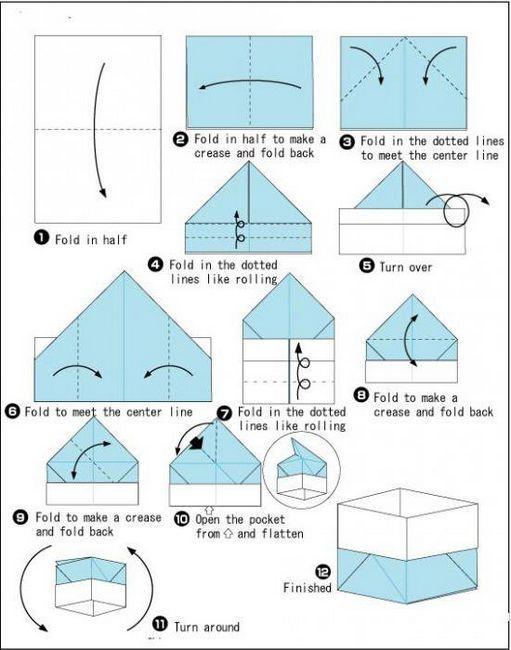 okvir origamija