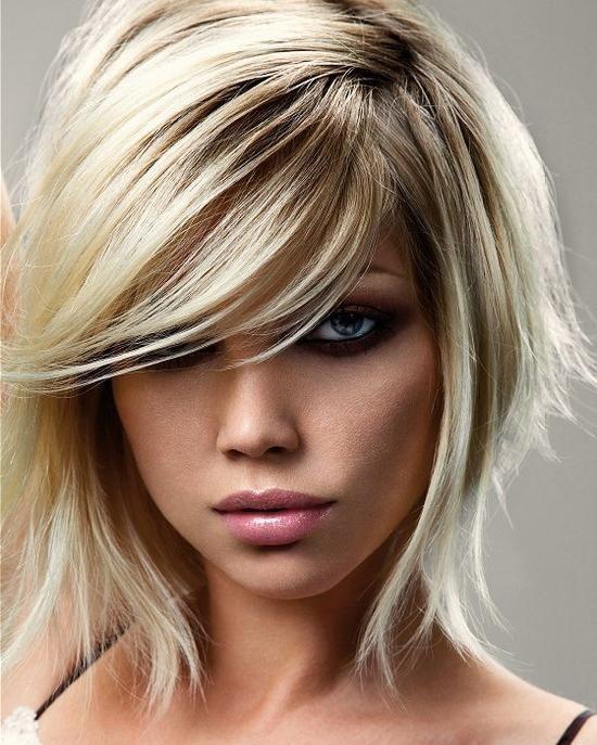 fotografija djevojaka s kratkom kosom
