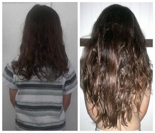 kako rastu dugačke maske za kosu