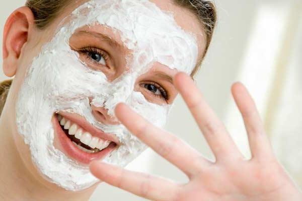 Maska za lice škroba