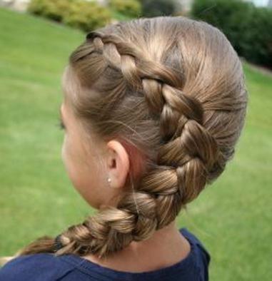 Najljepša frizura u školi