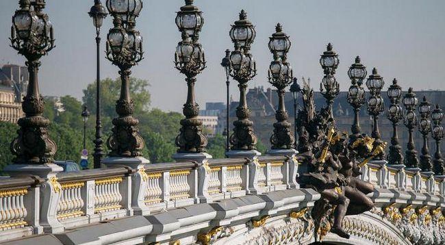 Alexander Bridge iii