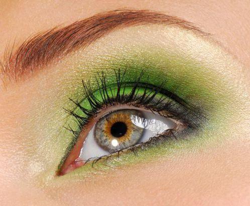 kako napraviti velike oči