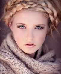 pletenjem za dugu kosu