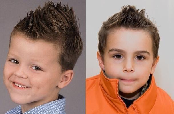 lijepe frizure za dječake 12 godina