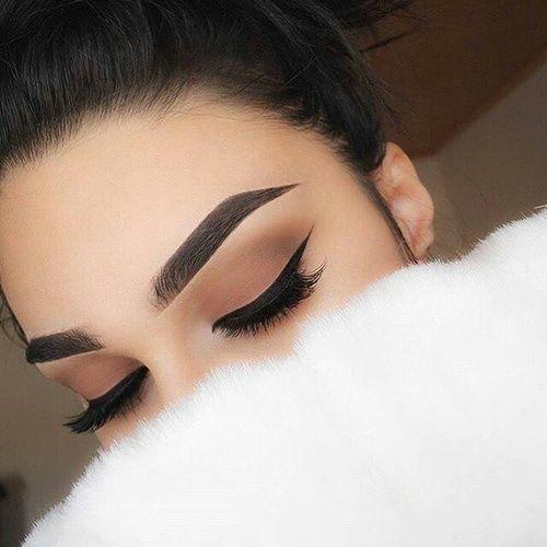 make-up za smeđe oči