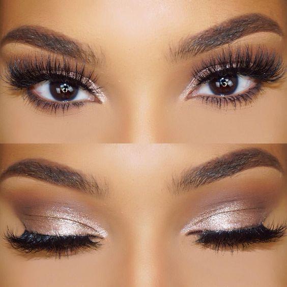 večernji makeup oči